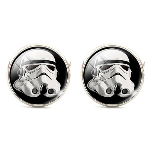 Gemelos para camisa hombre Stormtroopers Star Wars