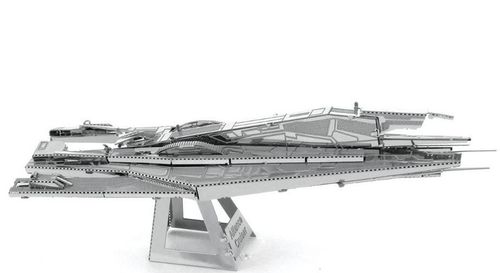 Maqueta aluminio Alliance Cruiser, MASS EFFECT