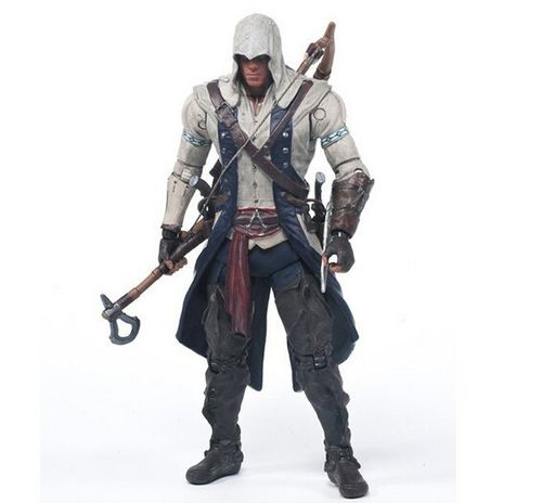 Figura Connor Assassin Creed Black Flag 18cm