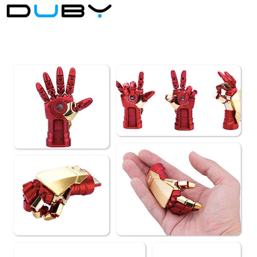 USB, Pendrive 8 GB Mano Ironman