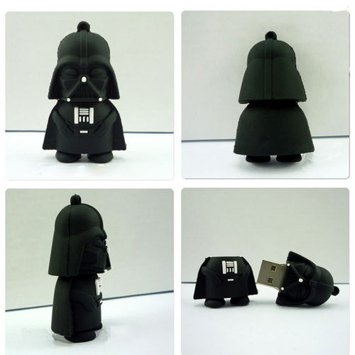USB, Pendrive,8 GB Lord Sith Darth Vader, Star War