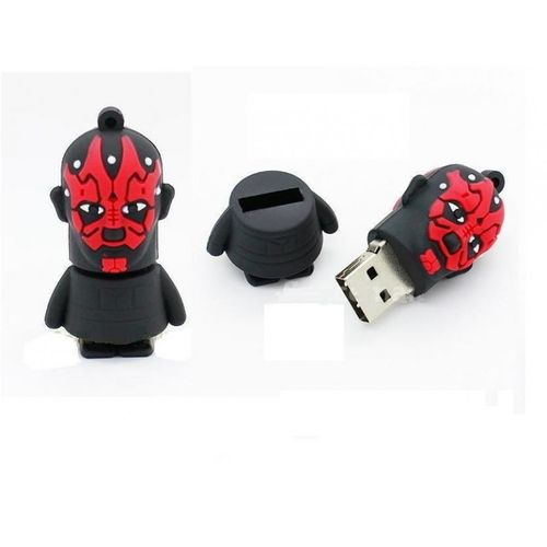 USB, Pendrive, 8 GB,personaje Star Wars Darth Maul