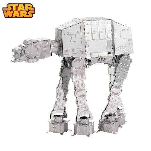Maqueta aluminio AT-AT Star Wars