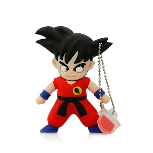 USB,PenDrive, 8 GB Goku, Bola de Dragon