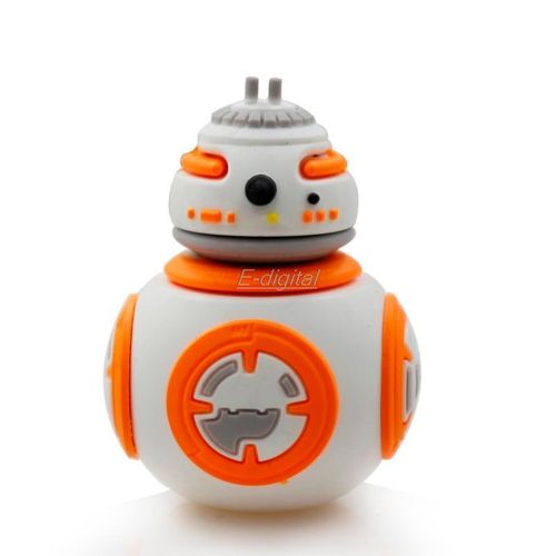 USB 8 GB Droide BB8 Star War Pen Drive