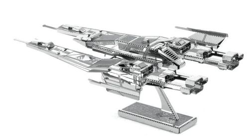 Maqueta aluminio SX3 Alliance Fighter, MASS EFFECT