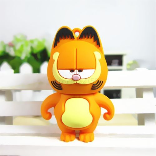 USB,PenDrive, 8 GB gato Garfield