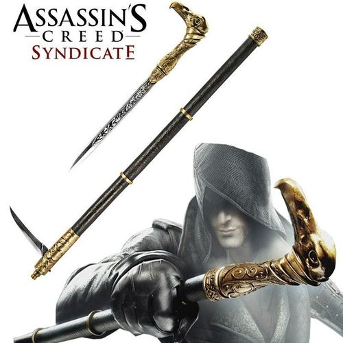 Baston, Espada Jacob Frye Assassin Creed Syndicat