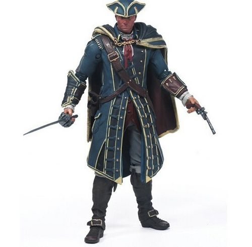 Figura Haytham Kenway Assassin Creed Black Flag