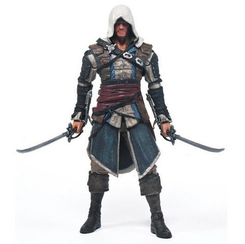 Figura Edward Kenway Assassin Creed Black Flag