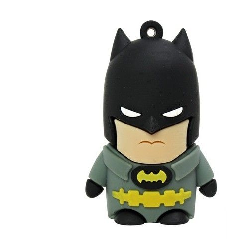 USB 8 GB Batman Super Heroe Pen Drive