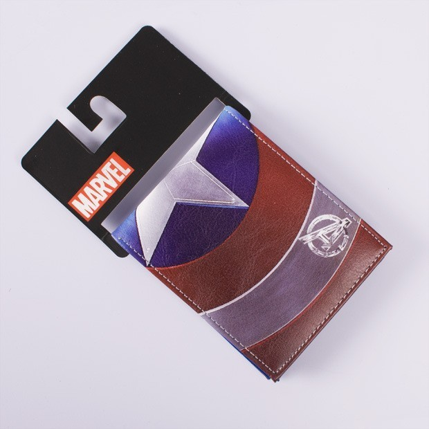 Cartera - Billetera - Monedero Capitan America