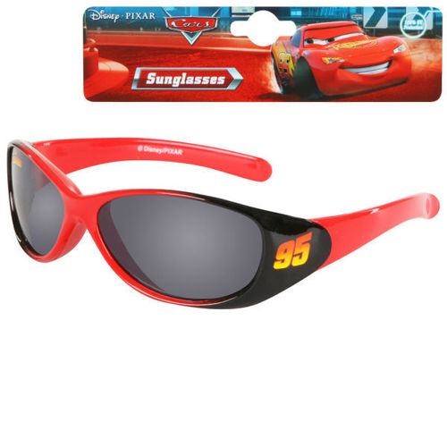 Gafas Sol niño Cars 2 Sunglasses - Black and Red