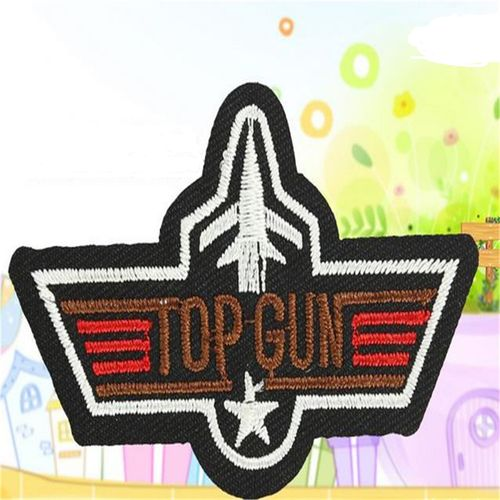 Parche pelicula Top Gun, Tom Cruise