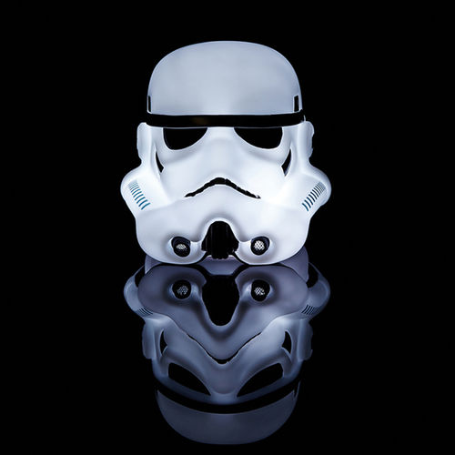 Lámpara Ambiental Star Wars Stormtrooper - Blanco
