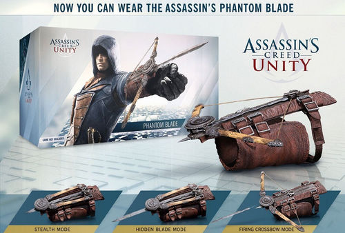 Cuchilla Oculta,Arno Dorian, Assassin Creed Unity