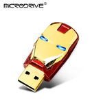 USB, Pendrive 8 GB IronMan, Marvel, Flash Drive
